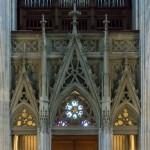 Kunstvolle Ausgestaltung des Eingangsbereichs (© Herr Mag. Bernhard Wagner).