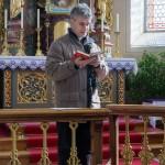 ... und beginnt mit einer von Pfarrprovisor Mag. Eugen Länger aus St. Stefan im Lavanttal gehaltenen Andacht ... (© Herr Mag. Bernhard Wagner)