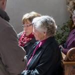 ... von zwei Teilnehmerinnen gesprochen (© Herr Mag. Bernhard Wagner).