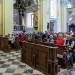 Die Teilnehmerinnen und Teilnehmer dieser Seniorenwallfahrt (© Herr Mag. Bernhard Wagner).
