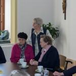 Die Leiterin der Seniorengruppe, Frau Brigitte Kettner, ... (© Herr Mag. Bernhard Wagner)