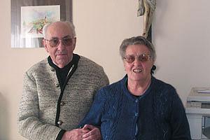 Herr Adolf und Frau Elfriede Koschier