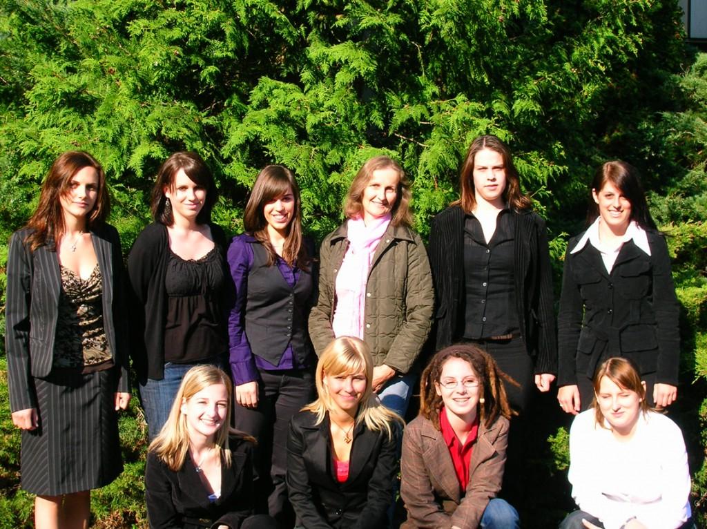 Medieninformatikgruppe 2007