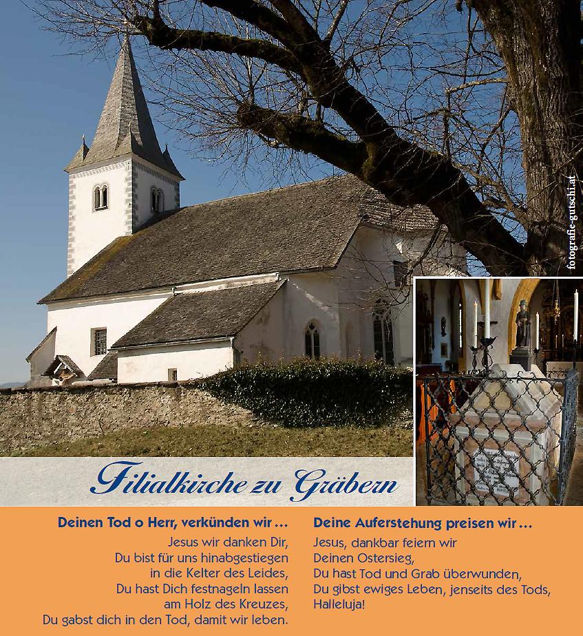 Filialkirche zu Gräbern