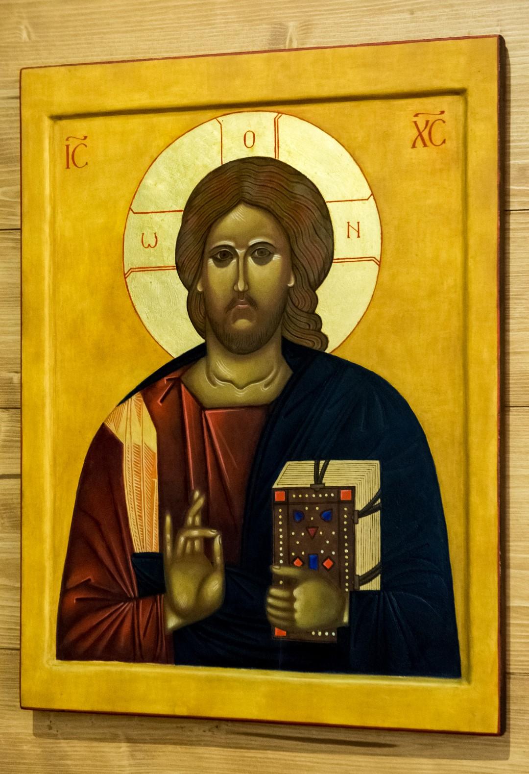 Christus-Ikone