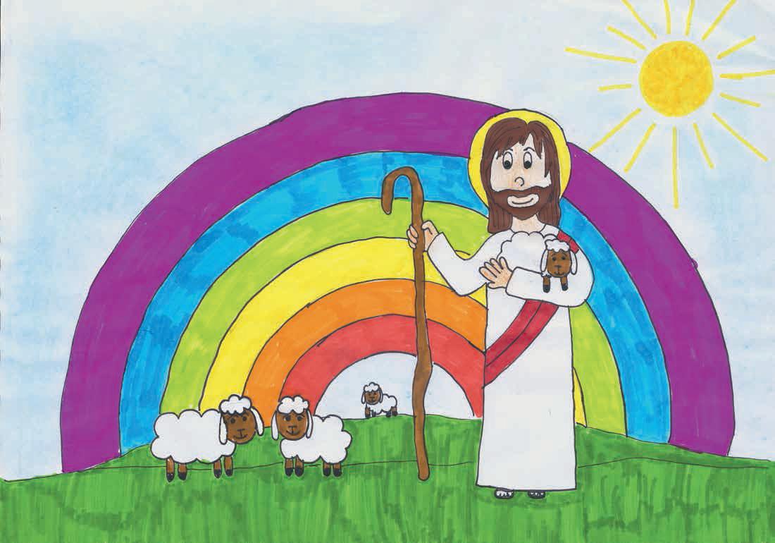 Jesus, der gute Hirt