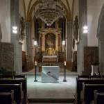 Blick vom Mittelschiff der Markuskirche ... (© Herr Mag. Bernhard Wagner)
