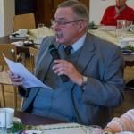 ... hat den Anwesenden ebenfalls eine Geschichte zu erzählen (© Herr Mag. Bernhard Wagner).