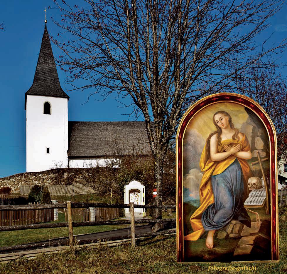 Bergkirche Theißenegg