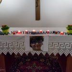 Schmuck des Altars in der Pfarrhofkapelle ... (© Herr Mag. Bernhard Wagner)