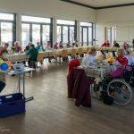 Blick in den Markussaal zu den versammelten Gästen ... (© Herr Mag. Bernhard Wagner)