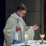 ... und etwas später bei der Präfation am Beginn des Hochgebetes (© Herr Mag. Bernhard Wagner).