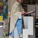... verkündigt das Evangelium (© Herr Mag. Bernhard Wagner).