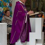 Bischofsvikar Sagardoy hält die Predigt (© Herr Mag. Bernhard Wagner).
