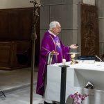 Präfation zu Beginn des Eucharistischen Hochgebetes ... (© Herr Mag. Bernhard Wagner)