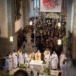 Agnus Dei, Lamm Gottes, gesehen vom Chor (© Fotografie Gutschi).