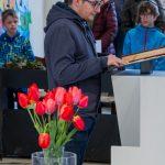 Herr Christian Cufer liest die Fürbitten (© Herr Mag. Bernhard Wagner).