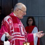 Die Präfation eröffnet das Eucharistische Hochgebet ... (© Herr Mag. Bernhard Wagner)