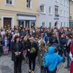 Am Hohen Platz rings um die Mariensäule ... (© Herr Mag. Bernhard Wagner)