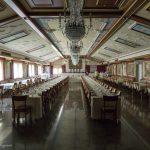 Prächtiger Speisesaal im Gasthof Zechner (© Herr Mag. Bernhard Wagner).
