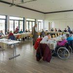 ... unterhält die Anwesenden ... (© Herr Mag. Bernhard Wagner)