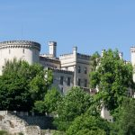 Panoramablick zu Schloss Wolfsberg (© Herr Mag. Bernhard Wagner).