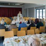 ... den Gottesdienst für alle Verstorbenen, besonders auch jene der Seniorenrunde (© Herr Mag. Bernhard Wagner).