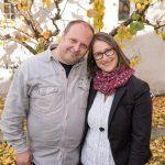 Frau Walzl mit Diözesanjugendseelsorger Simonitti, ... (Aufnahme: Herr Christoph Isopp; © Katholische Jugend Lavanttal)