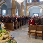 Viele Gläubige sind gekommen um an diesem Gottesdienst teilzunehmen (© Herr Mag. Bernhard Wagner).