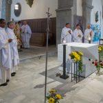 """Eröffnung des Festgottesdienstes zur Geburtstagsfeier """"15 Jahre Katholisches Jugendzentrum (KJuZ) Avalon"""" in der Markuskirche (© Herr Mag. Bernhard Wagner)."""