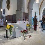 ... sind von mehreren Positionen in der Kirche aus ... (© Herr Mag. Bernhard Wagner)