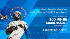 300 Jahre Mariensäule