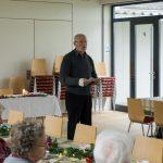 ... trägt den Anwesenden ... (© Herr Mag. Bernhard Wagner)