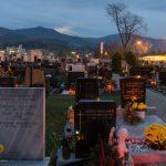 Im 3. Friedhof des Wolfsberger Stadtfriedhofs – Blick nach Osten ... (© Herr Mag. Bernhard Wagner)