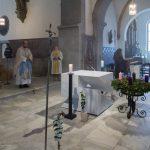 Ruf vor dem Evangelium (© Herr Mag. Bernhard Wagner).