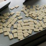 Zahlreiche Spielsteine eines weiteren Spiels (© Herr Mag. Bernhard Wagner).