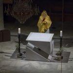 Mit dem eucharistischen Segen ... (© Herr Mag. Bernhard Wagner)