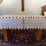 Bei diesem Fasten-Morgengebet stand der Kreuzweg Jesu im Zentrum ...  (© Herr Mag. Bernhard Wagner)