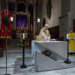 Das feierliche Eucharistische Hochgebet, zu diesem Anlass  oftmals der Römische Messkanon, ... (© Herr Mag. Bernhard Wagner)