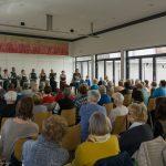 Der Blick in den Markussaal zeigt das große Interesse an dieser Veranstaltung (© Herr Mag. Bernhard Wagner).