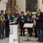 Es singt bei dieser Messfeier ... (© Herr Mag. Bernhard Wagner)
