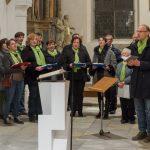 ... zum Ausklang des Gottesdienstes (© Herr Mag. Bernhard Wagner).