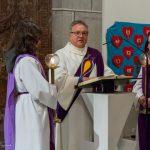 Es folgt die Verkündigung des Evangeliums ... (© Herr Mag. Bernhard Wagner)