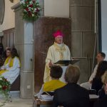 Es folgt die Predigt durch den Generalvikar (© Herr Mag. Bernhard Wagner).