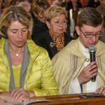 Während der Anbetung, ... (© Herr Gerhard Pulsinger)