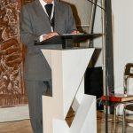 Bischofsvikar Pater Antonio Sagardoy OCD ... (© Herr Gerhard Pulsinger)