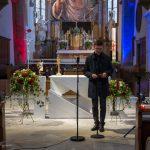 ... begrüßt alle die gekommen sind und den Gast aus Deutschland Herrn Torsten Hartung (© Herr Mag. Bernhard Wagner).