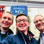 Selfie der teilnehmenden Priester (© Herr Mag. Dr. Christoph Kraniczki).
