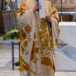 ... nimmt Bezug auf die Trinität zum Hochfest der Heiligsten Dreifaltigkeit ... (© Herr Mag. Bernhard Wagner)