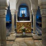 Krypta der Domkirche ... (© Herr Mag. Bernhard Wagner).